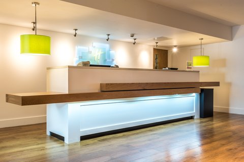 Holiday Inn CHESTER - SOUTH - Hotel Reception