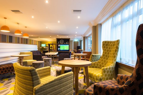 Holiday Inn CHESTER - SOUTH - Bar and Lounge