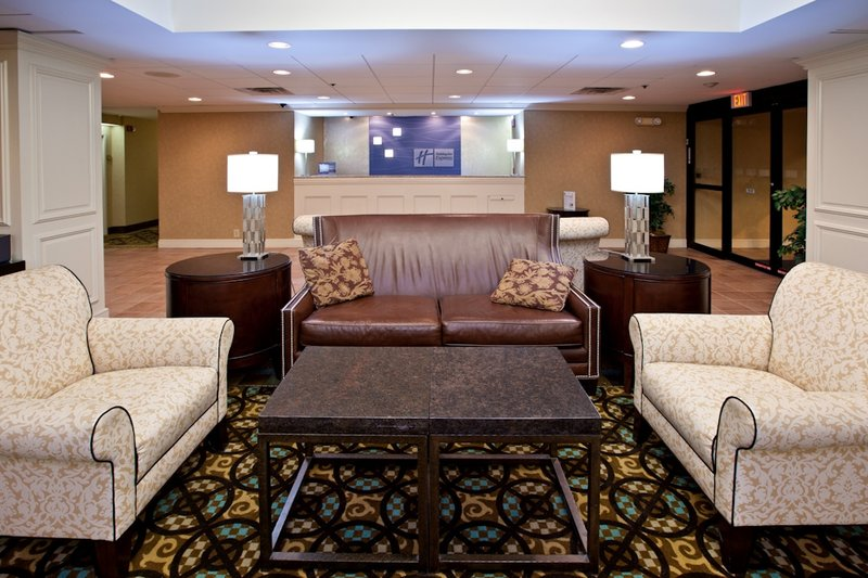 Holiday Inn Express INDIANAPOLIS AIRPORT - Plainfield, IN