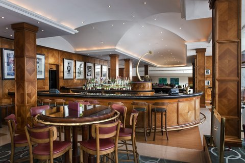 InterContinental BERLIN - Our Marlene Bar named after the famous Marlene Dietrich