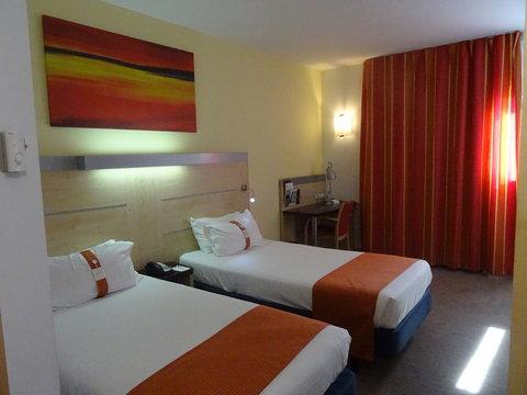 Holiday Inn Express Barcelona Sant Cugat - Guest Room