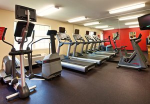 Fitness/ Exercise Room - TownePlace Suites by Marriott Kent