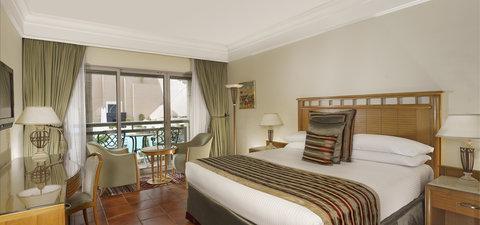 InterContinental CITYSTARS CAIRO - King Bed Poolside Room