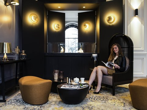 فندق غراند لا كلوش ديجون - ام غاليري باي سوفيتيل - Interior