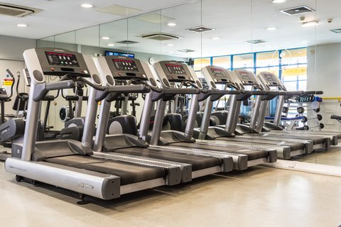 Holiday Inn CHESTER - SOUTH - Fitness Centre