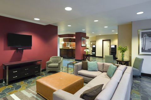 Candlewood Suites NEW YORK CITY- TIMES SQUARE - Lobby