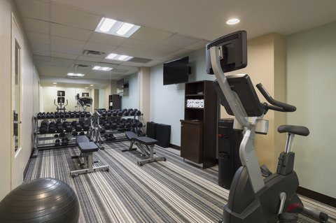 Candlewood Suites NEW YORK CITY- TIMES SQUARE - Fitness Center