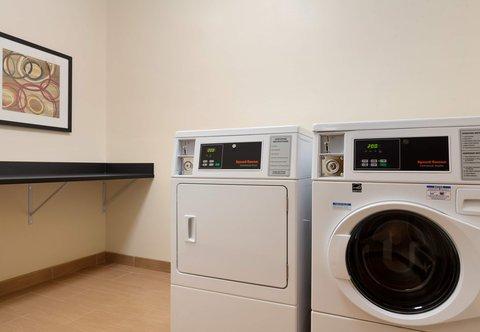Fairfield Inn Longview Hotel - Guest Laundry