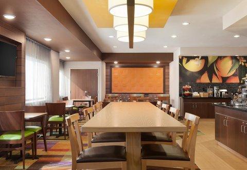 Fairfield Inn Longview Hotel - Dining Area