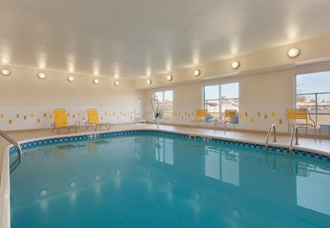 Fairfield Inn Longview Hotel - Indoor Pool