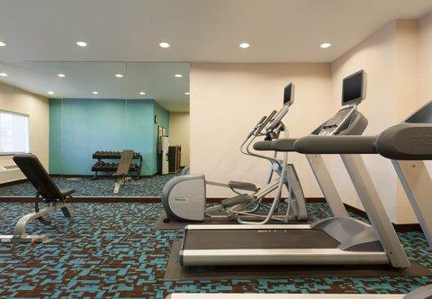 Fairfield Inn Longview Hotel - Fitness Center