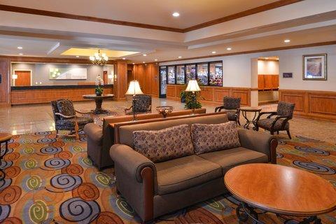 Holiday Inn - Lobby Lounge