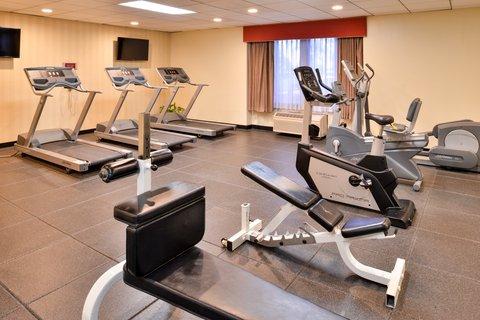 Holiday Inn - Fitness Center