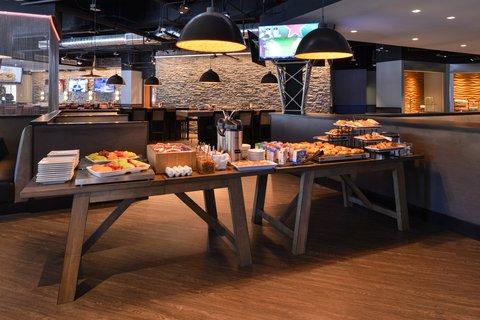 Holiday Inn - Breakfast Bar