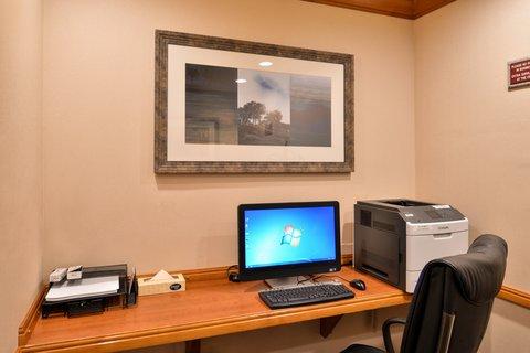 Holiday Inn - Business Center