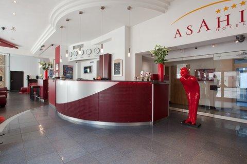 Hotel Asahi - Reception