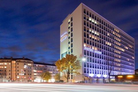 Hotel Asahi - Exterior