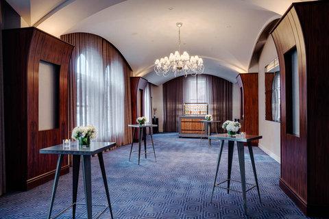 The Back Bay Hotel - Harrison Reception