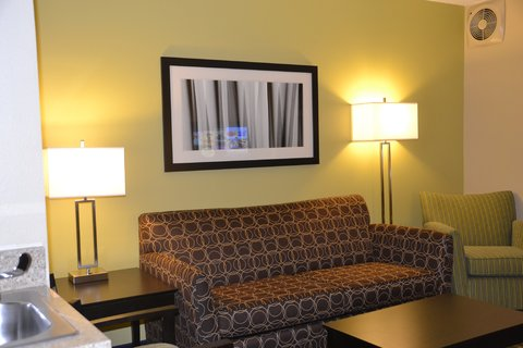 Holiday Inn Express & Suites BLOOMINGTON CITY CENTER-NORMAL - Suite