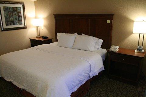 Hampton Inn Gainesville FL - Accessible King Suite