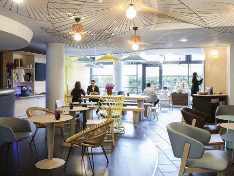 Suite Novotel Cannes Centre - Restaurant