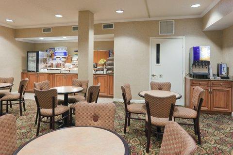 Holiday Inn Express & Suites FULTONDALE - Breakfast Area