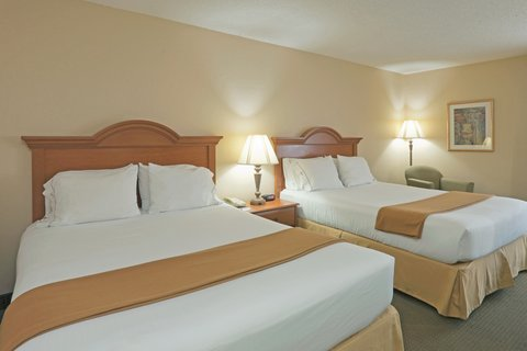 Holiday Inn Express & Suites FULTONDALE - Double Bed Guest Room