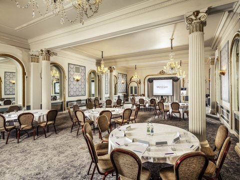 Mercure Brighton Seafront Hotel - Meeting Room
