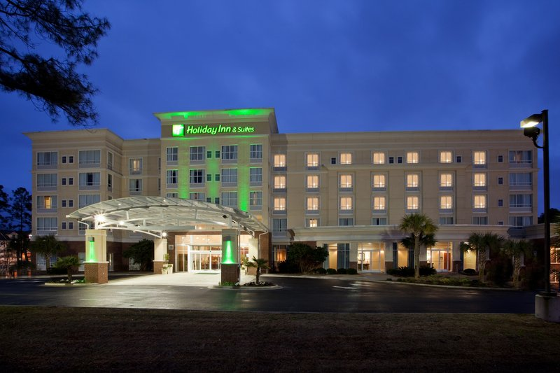 Holiday Inn BRUNSWICK I-95 (EXIT 38) - Brunswick, GA