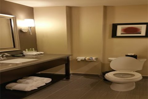 Holiday Inn Express & Suites LANTANA - Bathroom Amenities