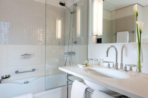 شقق سليبر إلب-لودج هامبورغ - Bathroom