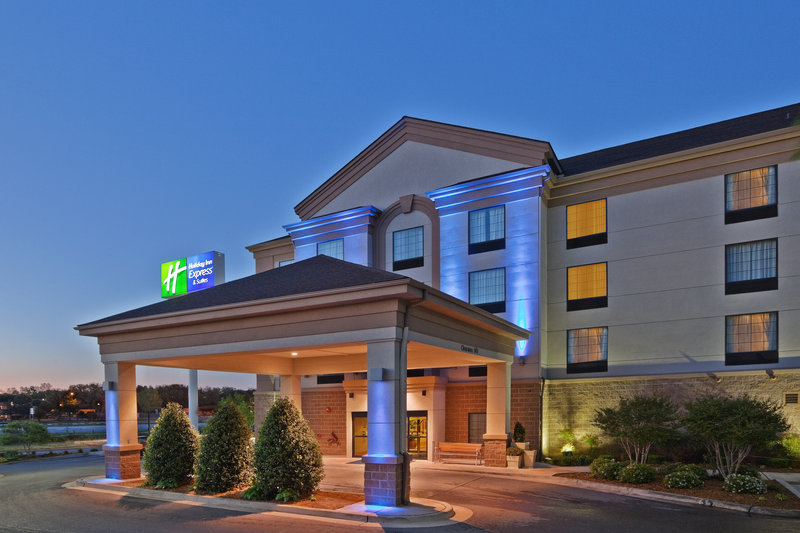 HOLIDAY INN EXP STES FORT SILL