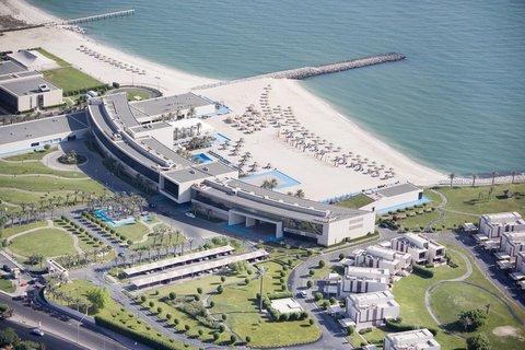 科威特希尔顿酒店 - Hilton Kuwait Resort view