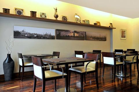 فندق ستيبردج سيتي ستار - Guest Dining Lounge
