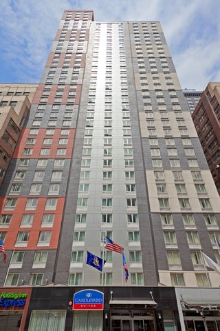 Candlewood Suites NEW YORK CITY- TIMES SQUARE - Welcome to the Candlewood Suites Times Square