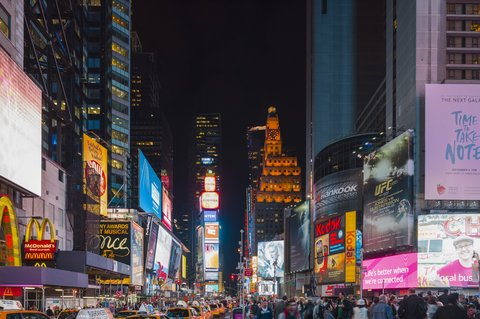 Candlewood Suites NEW YORK CITY- TIMES SQUARE - Steps to the Heart of Times Square