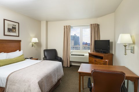 Candlewood Suites NEW YORK CITY- TIMES SQUARE - Queen Bed Studio Suite
