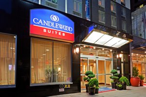 Candlewood Suites Times Square Hotel Exterior