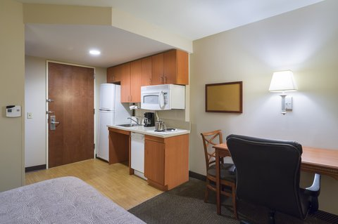 Candlewood Suites NEW YORK CITY- TIMES SQUARE - ADA Queen Bed Studio Suite