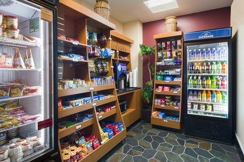 Candlewood Suites NEW YORK CITY- TIMES SQUARE - Candlewood Cupboard   Pantry