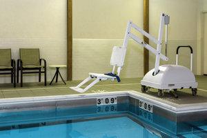 Pool - Staybridge Suites South Springfield