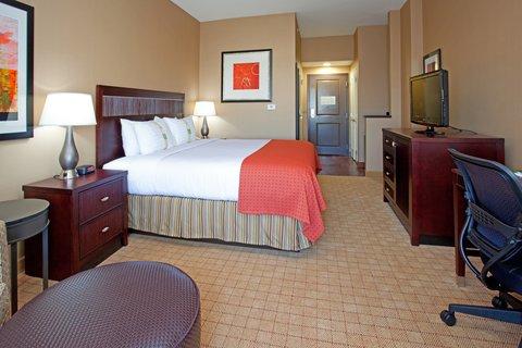 Holiday Inn Hotel & Suites DENVER AIRPORT - King Bed Guest Room near Denver International Airport