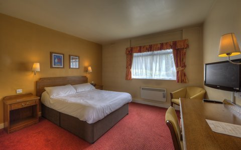 Longshoot Hotel by Good Night Inns - GNILongshoot Nuneaton Room Double