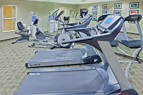 Holiday Inn Express & Suites FAIRBANKS - Fitness Center