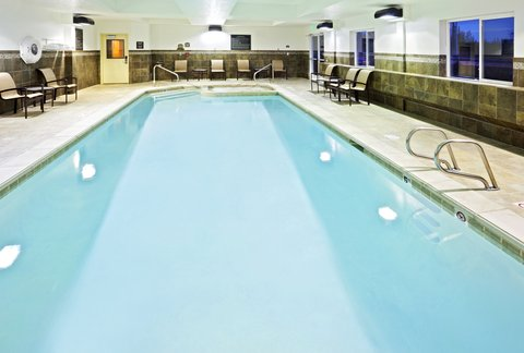 Holiday Inn Express & Suites FAIRBANKS - Swimming Pool