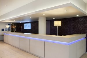 Welcome to Reception at our London Greenwich hotel