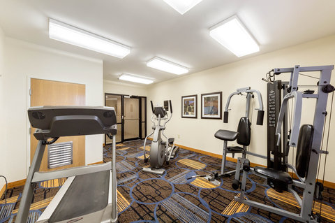 Comfort Inn & Suites Calallen - Fitness Room