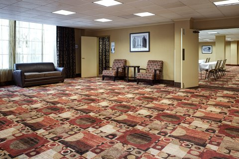 Holiday Inn Express & Suites DETROIT DOWNTOWN - Pre-function Area