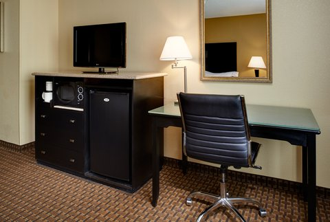 Holiday Inn Express & Suites DETROIT DOWNTOWN - Room Feature