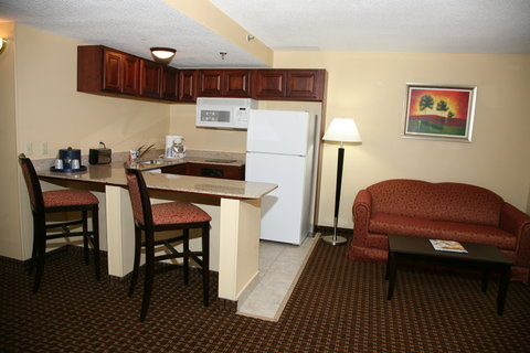 Holiday Inn Express & Suites DETROIT DOWNTOWN - Kitchenettes are Available in King Full Kitchen Suites